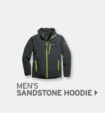 Shop Men's Sandstone Hoodie