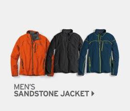 Shop Men's Sandstone Jacket