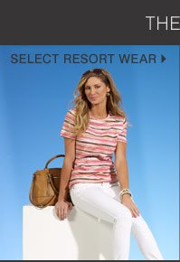 Select resort wear