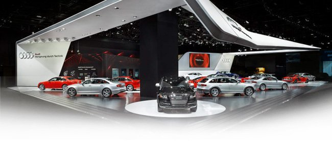 Audi at the NAIAS