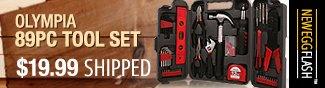 olympus 89pc tool set