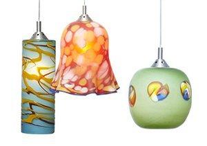 Art Glass: Colorful Lighting