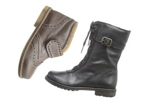 Boot Up: Kids' Styles