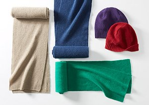 Up to 70% Off: Cashmere Accents