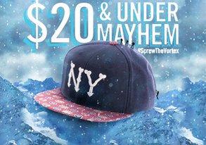 Shop Jack Flash: $20 & Under Mayhem