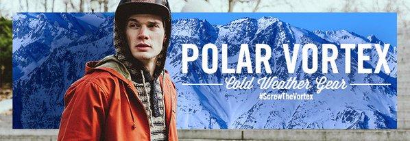 Shop Polar Vortex: Cold Weather Gear