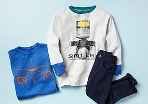 Charlie Rocket for Boy & Baby