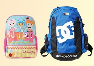 Pack Up: Backpacks & Lunchboxes