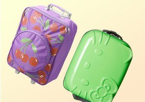 Pack & Play: Kids' Luggage