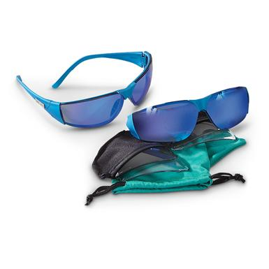 2 MSA Safety Works™ Interchangeable Glasses