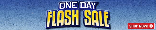 One Day FLASH Sale from The Guide!