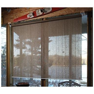 CastleCreek™ Sunscreen Window Shade