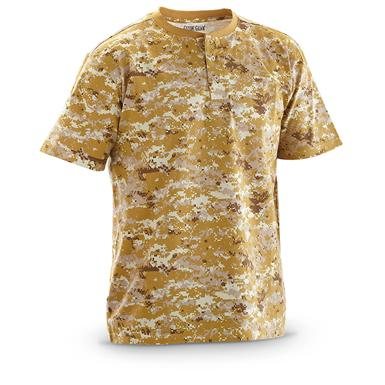 Guide Gear® Short-sleeved Henley