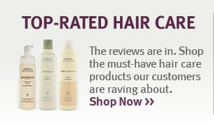 top-rated hair care. start shopping.
