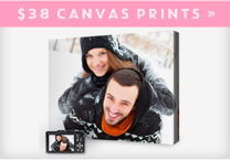 $38 Canvas
