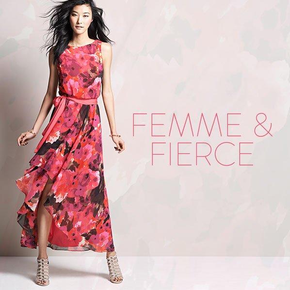 FEMME & FIERCE