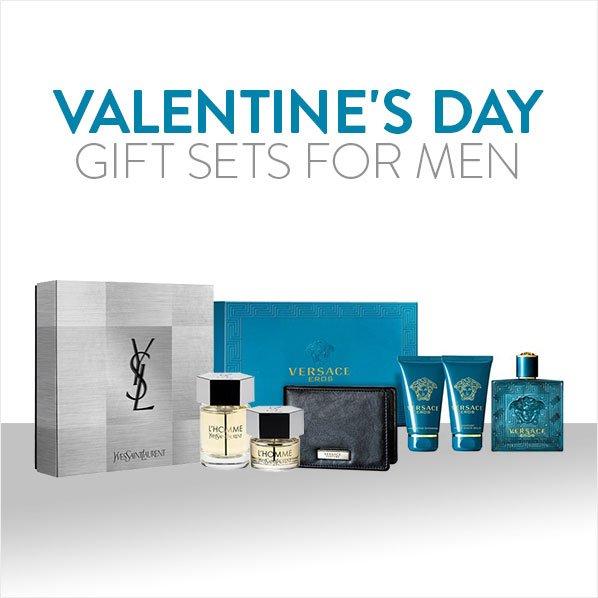 VALENTINE'S DAY - GIFT SETS FOR MEN