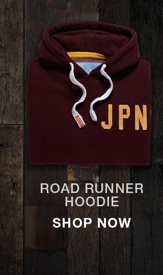 road runner hoodie