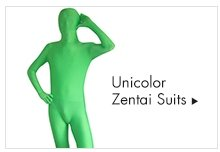 Unicolor Zentai Suits