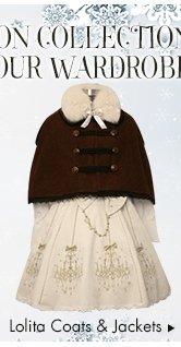 Lolita Coats & Jackets
