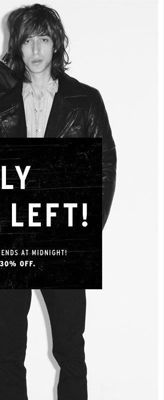 The End Of Season Sale - Shop Men's