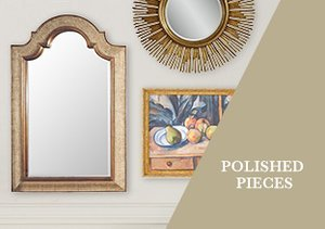 Wall Décor: Polished Pieces