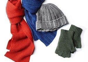 Almost Gone: Scarves, Gloves & More