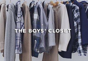The Boys' Closet