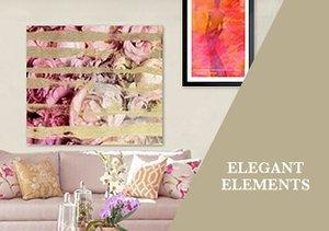 Wall Décor: Elegant Elements