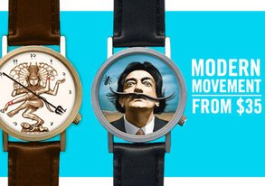 Shop Modern Movement: Watches ft. Dali