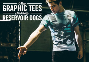 Shop NEW Graphic Tees ft. Reservoir Dogs