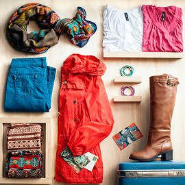 Shop the Look: On the Road