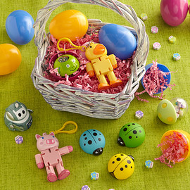 Fill the Basket: Easter Toys & Books