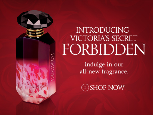 Introducing Victoria's Secret Forbidden