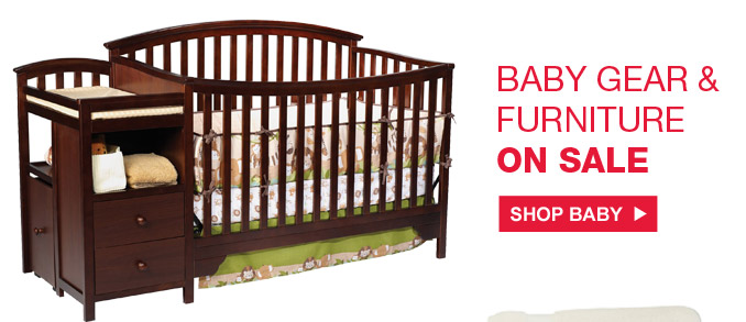 Baby gear & furniture on sale | Shop baby