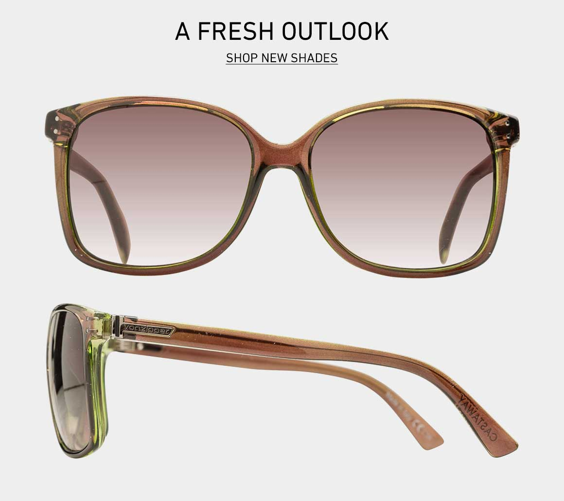 A Fresh Outlook: New Sunglasses