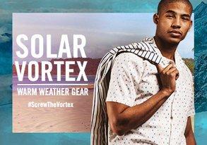 Shop Solar Vortex: Warm Weather Gear