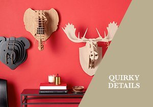 Wall Décor: Quirky Details
