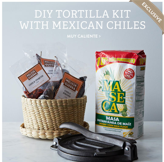 DIY Tortilla Kit