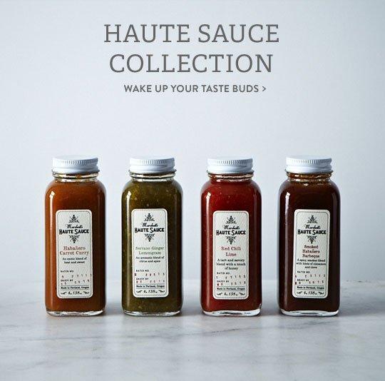 Haute Sauce