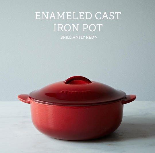 Le Creuset Cast Iron Pot