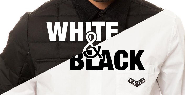 Check out the Black & White on PLNDR.com