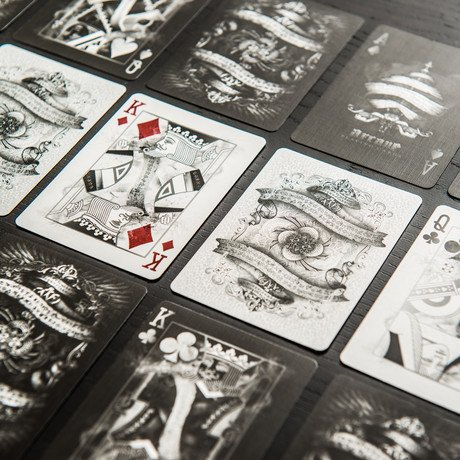 2-Deck Set // Arcane Playing Cards