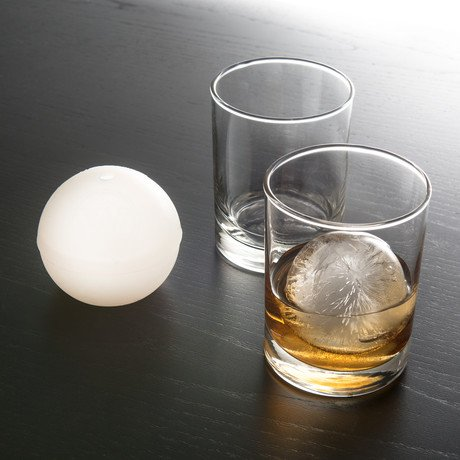 The Original Whiskey Ball Duo XL Gift Set