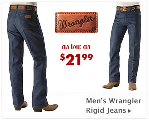 Wrangler Rigid Jeans