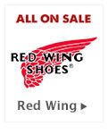 All Red Wing on Sale