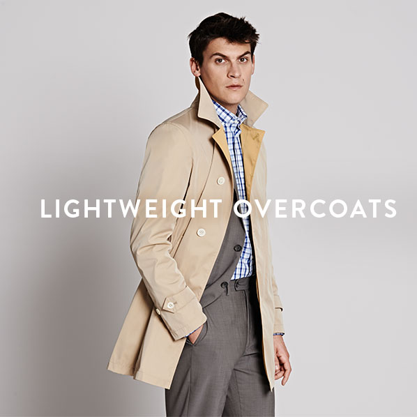 LIGHTWEIGHT OVERCOATS