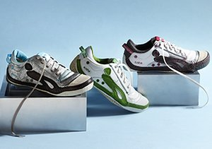 Work It Out: Athletic Shoes