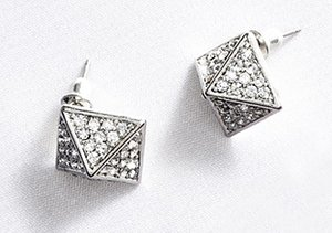 The Perfect Pair: Stud Earrings
