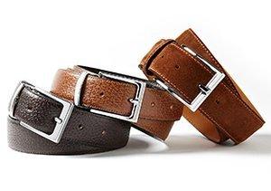 Buckle Up: Brown Belts